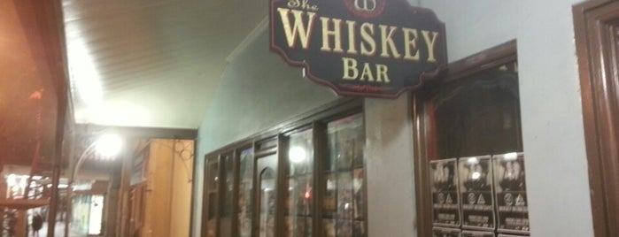 Whiskey Bar is one of Bars/Nightclubs/Live Music.