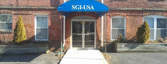 SGI USA NJCC is one of 創価学会 Sōka Gakkai.