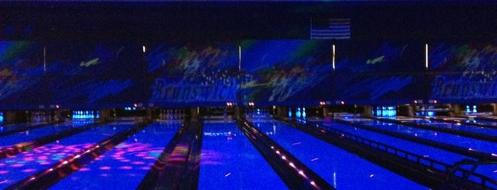 Brunswick Zone XL - Lone Tree is one of Top 10 favorites places in Littleton, CO.
