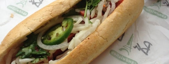 Ba Le Sandwich Et Cafe is one of Favorite Places in Chicago's Chinatown.