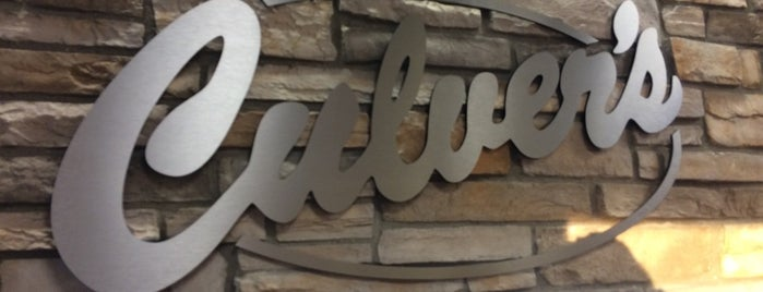 Culver's is one of Favorite Restaurants.