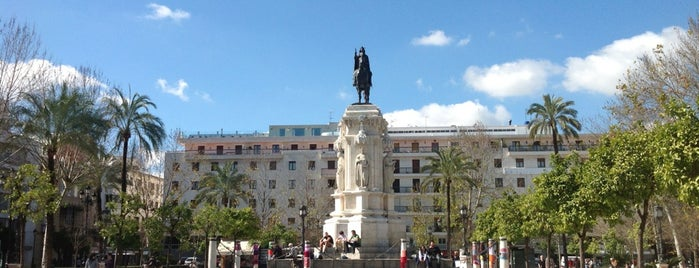 Plaza Nueva is one of Must-visit Great Outdoors in Sevilla.