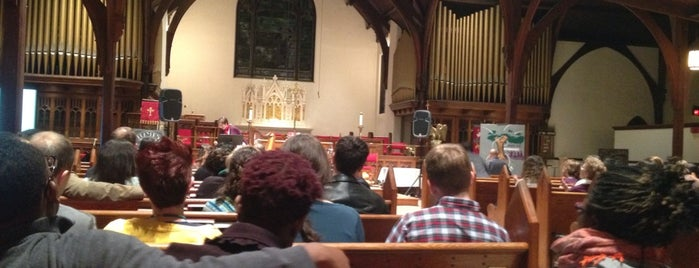 St. Margaret's Episcopal Church is one of Spirituality.