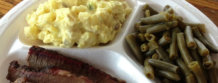 Henry's Smokehouse is one of South Carolina Barbecue Trail - Part 1.