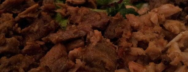 Kebab is one of Mangiolista Romana.