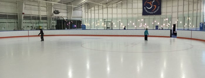 Tennity Ice Rink is one of NYC Syracuse UNI.