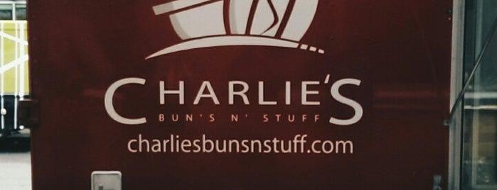 Charlie's Bun's n' Stuff is one of Best Seattle Burgers.