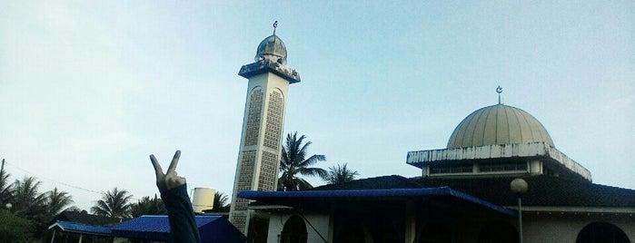 Masjid Kg Tengkawang is one of @Hulu Terengganu.