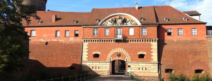 Zitadelle Spandau is one of My Berlin.