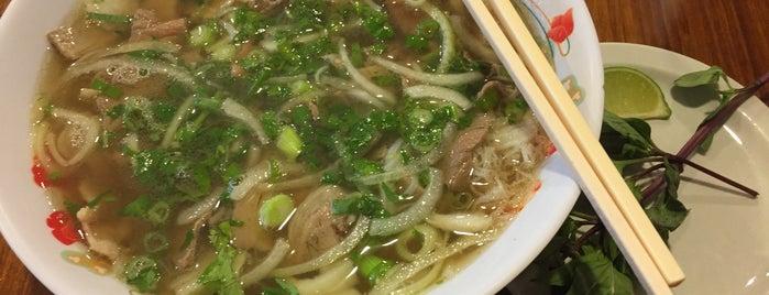 Pho Nguyen is one of Best Mtl Vietnamese Food.