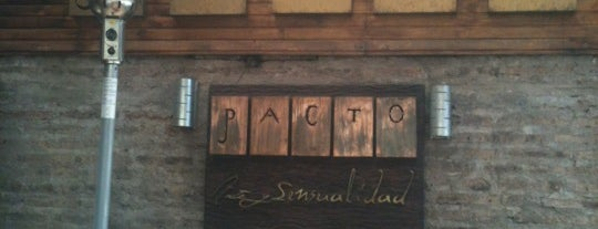 Pacto Arte Bar is one of Nightlife - Carrete.