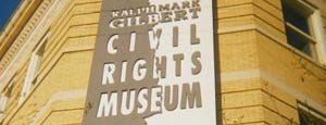 The Ralph Mark Gilbert Civil Rights Museum is one of Must-See African American Historical Places In US.