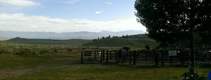 Rusty Spurr Ranch is one of Colorado Tourism.