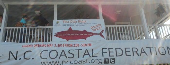 N C Coastal Federation is one of Gary's List.
