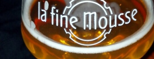 La Fine Mousse is one of Beer Map.