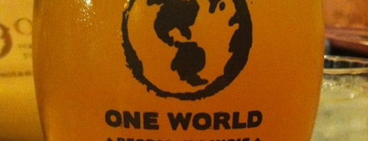 One World Eats & Drinks is one of Good Eats.