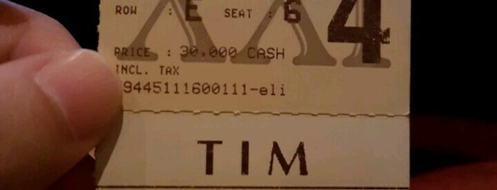 TIM XXI is one of i've been visited.