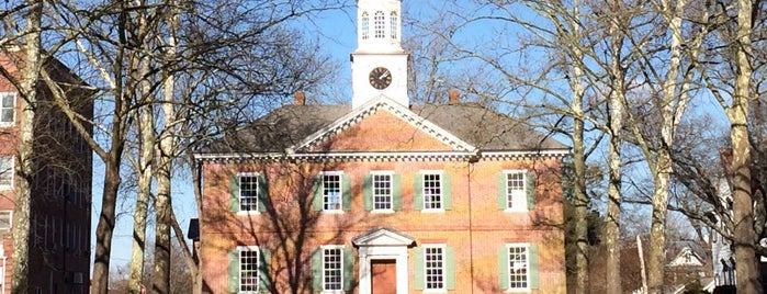1767 Chowan County Courthouse is one of North Carolina.