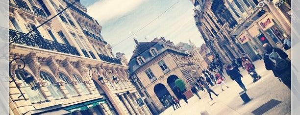 Rue de la Liberté is one of Dijon : rues & places.