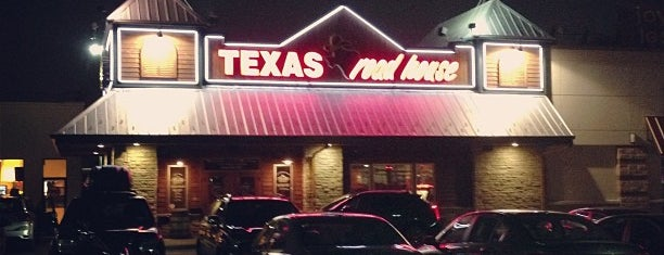 Texas Roadhouse is one of been here.