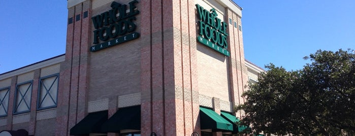 Whole Foods Market is one of Food Shopping.