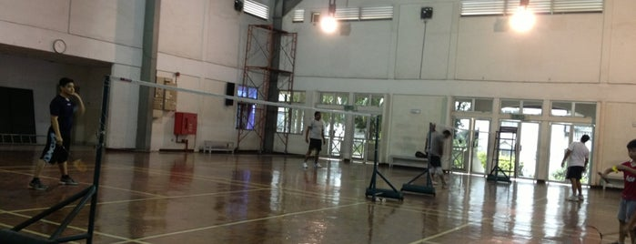Endah Villa Badminton Court is one of enday.