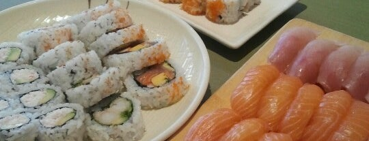 Kingsway Sushi is one of Burnaby Eats.