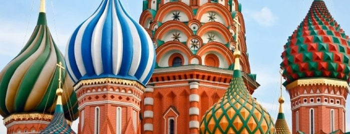 Moscow is one of Capitals of Europe.