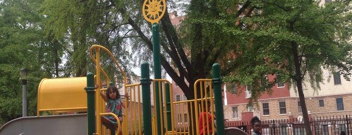 Crispus Attucks Playground is one of City Playgrounds.
