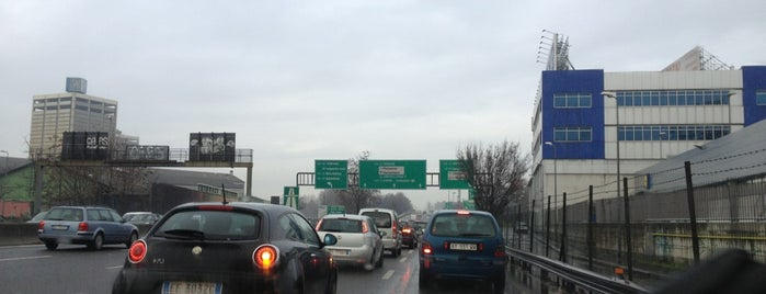 A4 - Milano - Viale Certosa is one of A4 Autostrada Torino - Trieste.