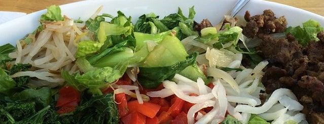 Bibigo is one of Favorite Food - LA.