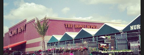The Home Depot is one of Recycle Hotspots.