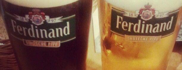 Ferdinanda is one of Favorite Restaurants.