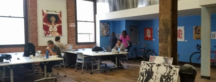 BLANKSPACES DTLA is one of coworking.