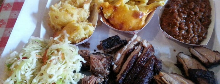 John Brown Smokehouse is one of NYT's Ten Best Inexpensive Restaurants.
