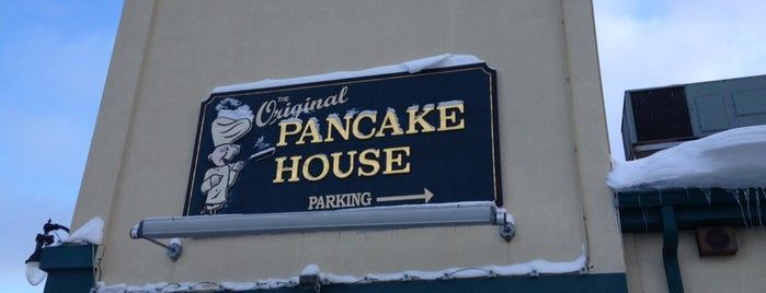 The Original Pancake House is one of Favorite Restaurants.