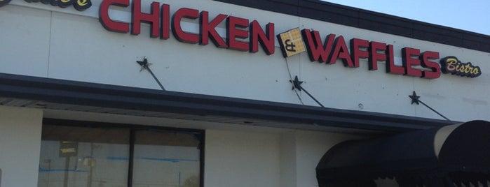 Resie's Chicken & Waffles Restaurant is one of Yum.