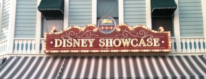 Disney Showcase is one of Disneyland Shops.