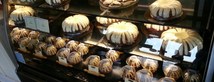 Nothing Bundt Cakes - Manhattan Beach is one of LA eats.