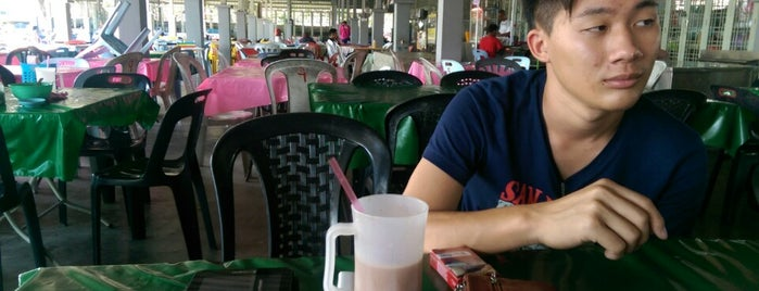 Anjung Selera Cenderawasih is one of Makan @ Pahang #1.