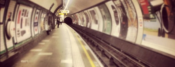 Colliers Wood London Underground Station is one of Tube Challenge.