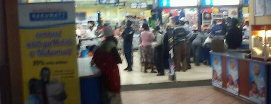 Nakumatt Nakuru is one of Visited places.