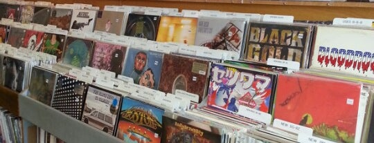 Waterloo Records is one of places every Austinite should go.