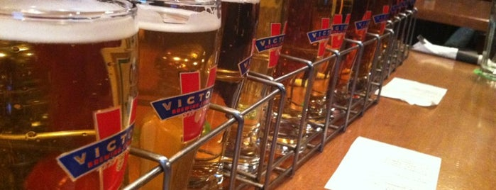 Victory Brewing Company is one of Philly.