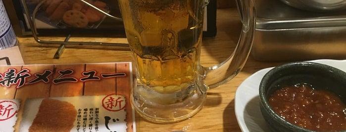 串カツ田中 方南町店 is one of 方南町グルメ.