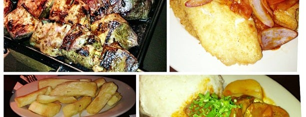 Urubamba is one of Food.