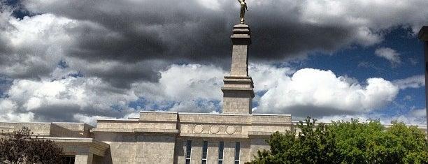 Monticello Utah Temple is one of Utah LDS (Mormon) Temples.