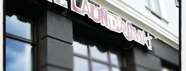 Cafe Laundromat is one of Oslo City Badge - Kollen Roar.