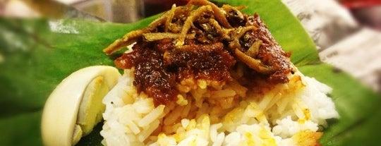 Restoran Warisan Sambal Opah is one of makan sedap.