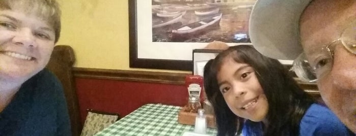 Vinny's Italian Grill & Pizzeria is one of Top Ten Fredericksburg Restaurants.